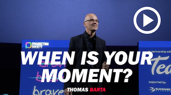 When is your moment?